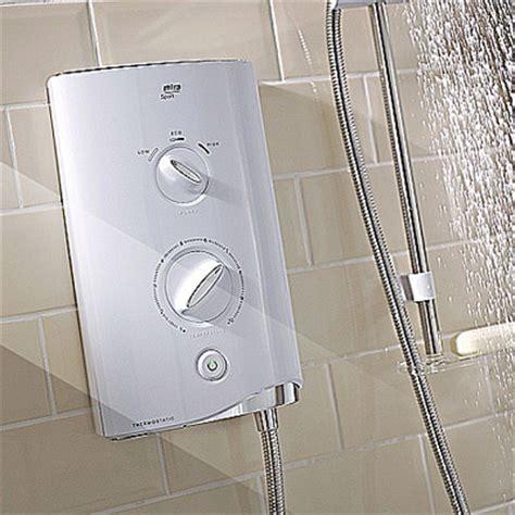 Power Shower Unit Mira Showers Discovery Power Mira Sport Shower Qs