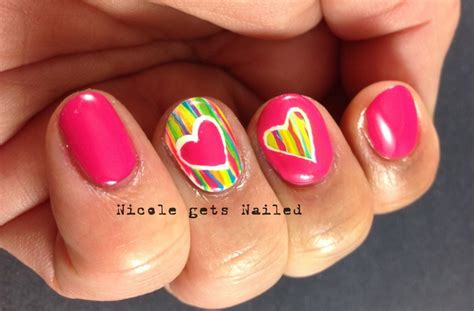 nails for valentines nail designs for valentines yve style