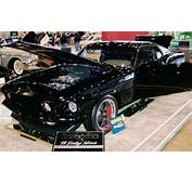 Pro Touring Mustang  Ogden Top And Trim
