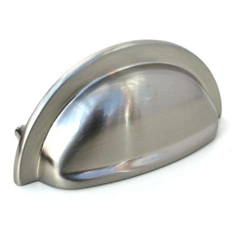 Cup Pulls On Cabinet Doors 92mm Cabinet Cup Pull Handle Stainless Steel 76mm Centres