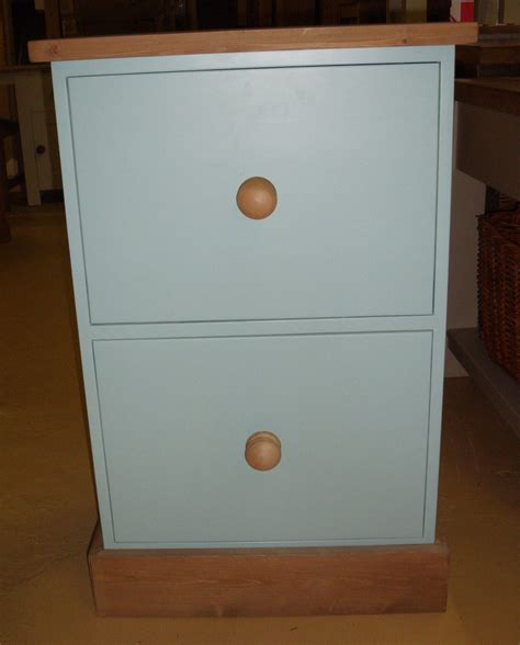 painting a file cabinet pine painted 2 drawer shaker filing cabinet the