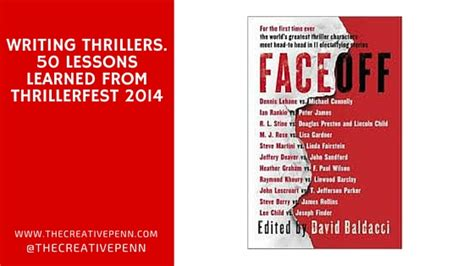 Lessons Learned The Way Essay by Writing Thrillers 50 Lessons Learned From Thrillerfest 2014 The Creative Penn