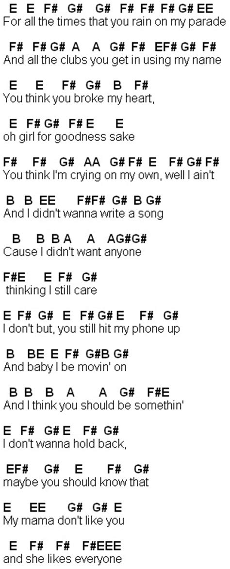 Im Yours Chords Guitar Gallery Piano Chord Chart With Finger Positions