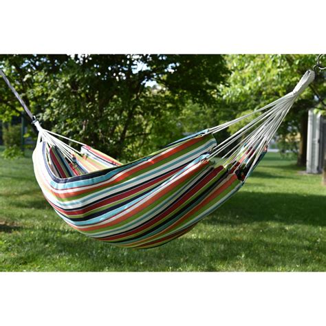 vivere 13 ft sunbrella hammock without