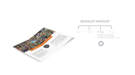 Booklet Presentation Mockup Templates For Powerpoint Premium Professional Powerpoint And Powerpoint Booklet Template