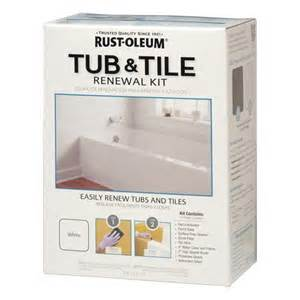 rustoleum bathtub rust oleum tub and tile refinishing kit walmart