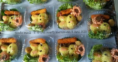resep lauk pauk nasi kuning enak  sederhana cookpad