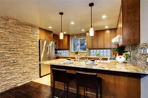 Mid century modern updated kitchen   Much Ado About Kitchens