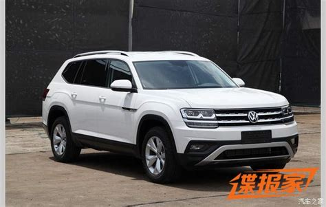 volkswagen suv white forget the teramont vw will name its new suv the atlas