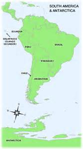 south america and antarctica map south america and antarctica caa south central ontario