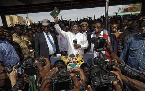 kenyas top tv stations   air  opposition