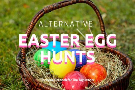 easter egg hunt ideas alternative easter egg hunt ideas the toy insider