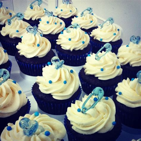 Boy Baby Shower Cup Cakes by Best 25 Baby Boy Cupcakes Shower Ideas On
