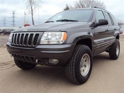 2002 Jeep Grand Lifted Sell Used 2002 Jeep Grand Overland 4 7l H O V8