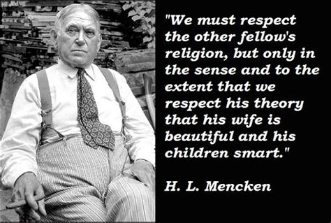 Quote Of The Day Hl Mencken by 4 H Quotes Quotesgram