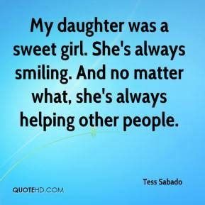 daughter smile quotes quotesgram