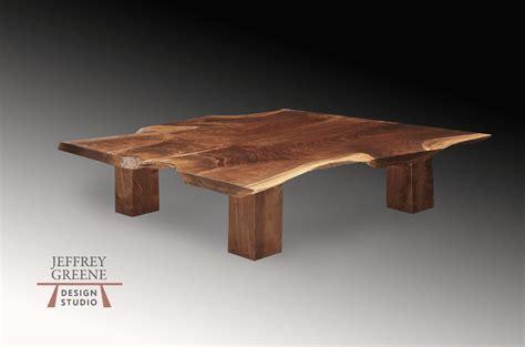 walnut coffee table legs walnut slab coffee table wood slab coffee table this
