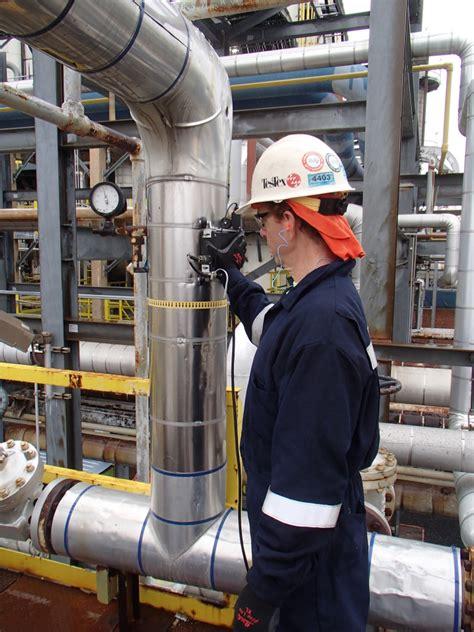 corrosion  insulation inspections testex