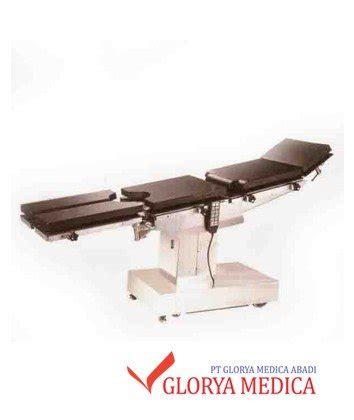 jual meja operasi elektrik ds 3 distributor alat kesehatan