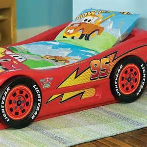 Lightning Mcqueen Car Tikes Tikes Lightning Mcqueen Roadster Toddler Bed By Oj