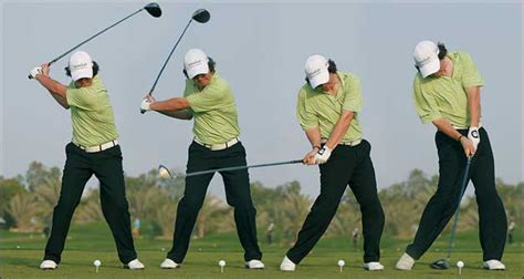 leg movement in golf swing moe norman golf moe norman vs rory mcilroy