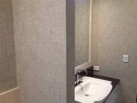 vinyl wallpaper for bathroom wallpaper installers brisbane