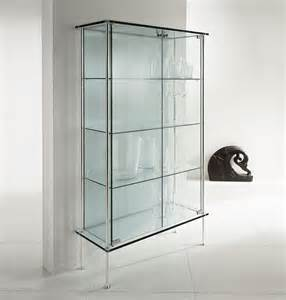 Glass Cabinet by Shine Glass Cabinet Furniture By Tonelli Design