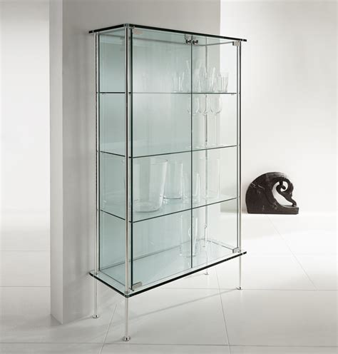 glass armoire furniture shine glass cabinet contemporary furniture by tonelli design