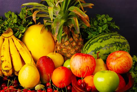 The Fruit by Image Of Fruits For Breakfast And Fruits During The Day