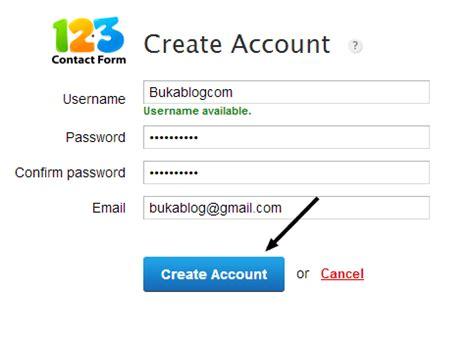 membuat website pendaftaran online cara membuat formulir registrasi pendaftaran online