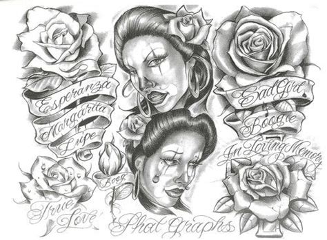 lowrider arte tattoo designs boog flash black and grey cd inks needles machines