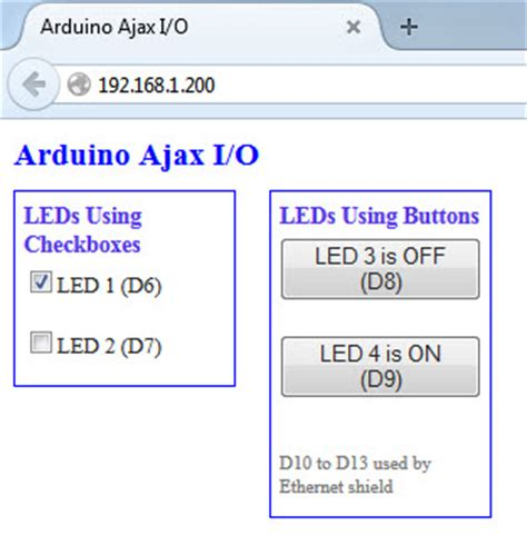 arduino ajax tutorial lucadentella it enc28j60 and arduino 19
