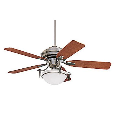 Ceiling Fan With Light Fixture by Ceiling Fans Peristyle 52 Quot Decorative Ceiling Fan W