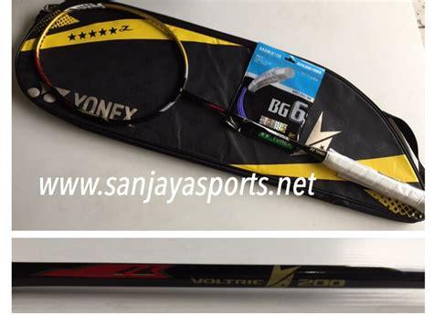 Raket Yonex Voltric Z Ii Original 4ug5 Legends Vi Termurah jual perlengkapan olahraga bulutangkis badminton