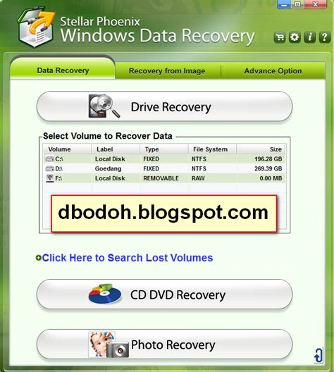 best free full version data recovery free download stellar phoenix windows data recovery