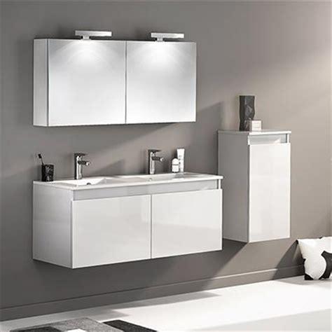 meubles salle de bains cassis d motion l120 cm espace aubade