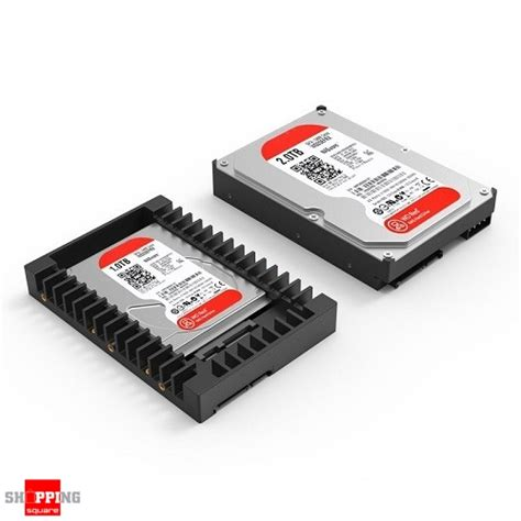 Hdd Enclosure Harddisk 25 To 35 Inch orico 2 5 to 3 5 inch drive caddy sata 3 0 hdd ssd