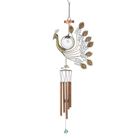 161 Best Wind Chimes Images On Pinterest Wind Chimes Solar Light Wind Chimes