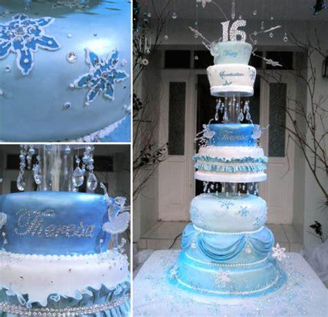 winter wonderland decorations for sweet 16 winter