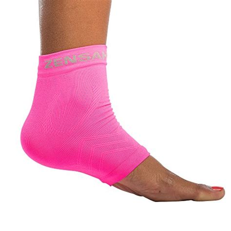 athletic shoes with ankle support zensah ankle support compression ankle sleeve