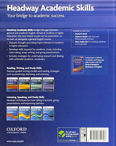 libro new headway academic skills reading writing student s book per le scuole superiori 2