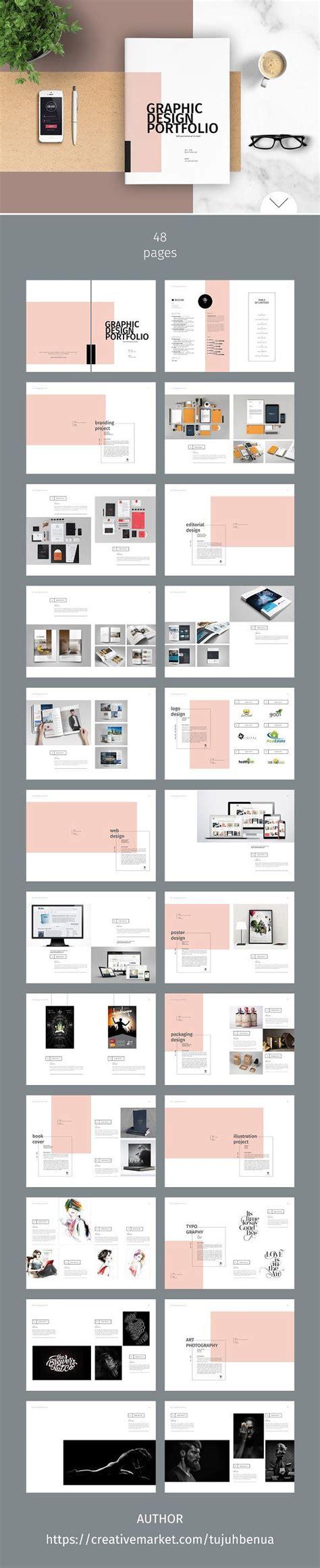 Graphic Design Portfolio Pdf Bn24 187 Regardsdefemmes Portfolio Template Pdf