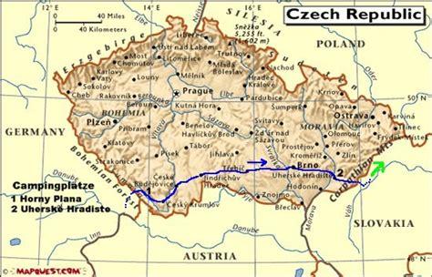 Motorradfahren In Tschechien by In Der Tschechischen Republik Auf Meiner Motorradtour