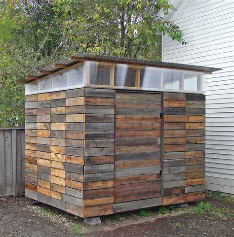 shed idea modern shed on pinterest studio shed sheds and storage