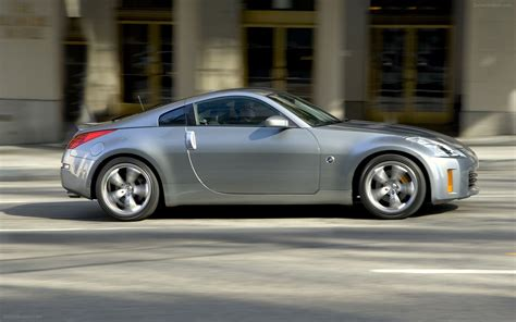 nissan coupe nissan 350z coupe 2008 widescreen exotic car wallpaper