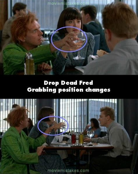 Drop Dead Fred Meme - drop dead fred movie mistake picture 5