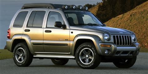 Jeep Liberty Discontinued 2004 Jeep Liberty Columbia Edition 4wd Discontinued Reviews