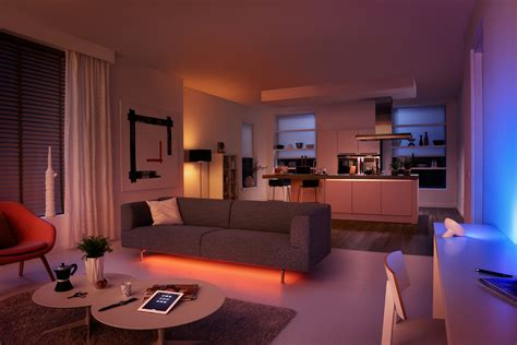 light colors for living room philips expands the smart world of hue lighting and