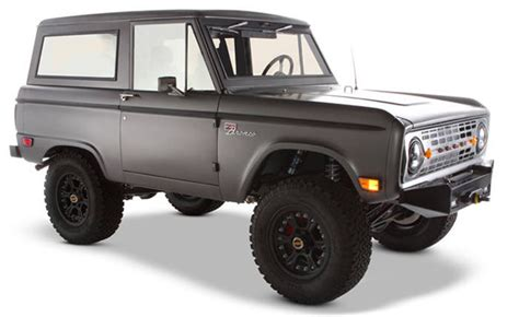 icon 4x4 truck icon bronco is ford v8 powered and intricately designed