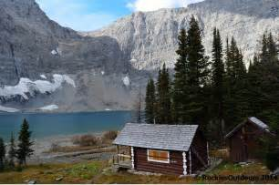 Cabins In Lake by 10 Huts And Cabins In The Canadian Rockies Rockiesoutdoors
